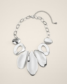 Jilina Bib Necklace