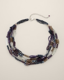 Adyna Multi-Strand Necklace