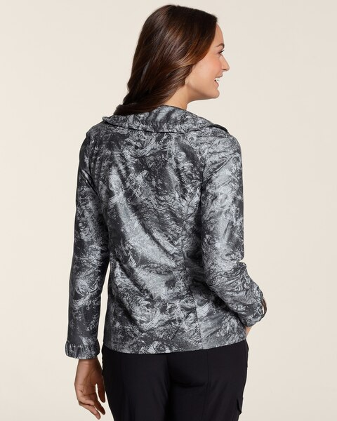 Neema Evelyn Foil Jacket