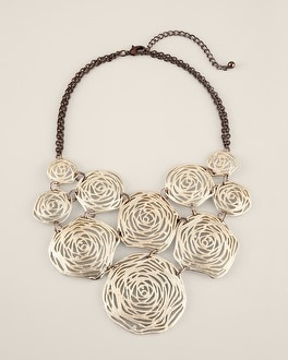 Rosay Bib Necklace