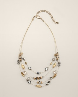 Yasmia Illusion Necklace