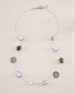 Brindel Long Necklace