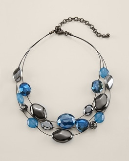Telyn Illusion Necklace