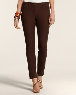 So Slimming By Chico's Getaway 5-Pocket Ankle Pant
