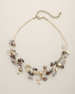 Silana Illusion Necklace