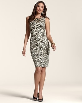 Animal Ponte Zahra Dress