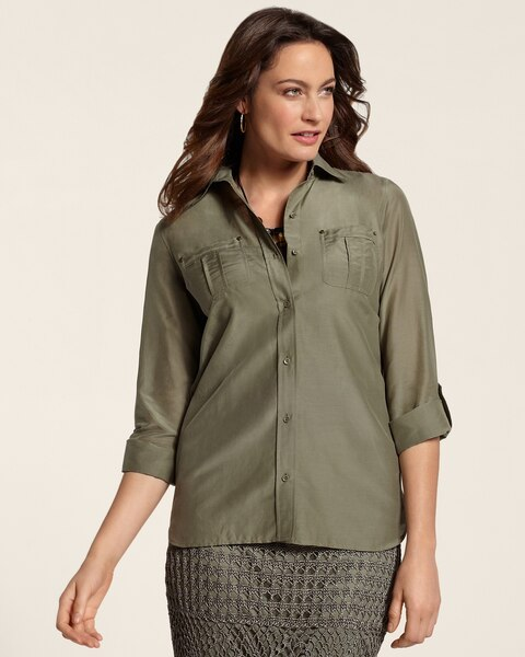 Utility Ease Lisa Top
