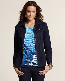 Zenergy Ava Rib Mix Jacket