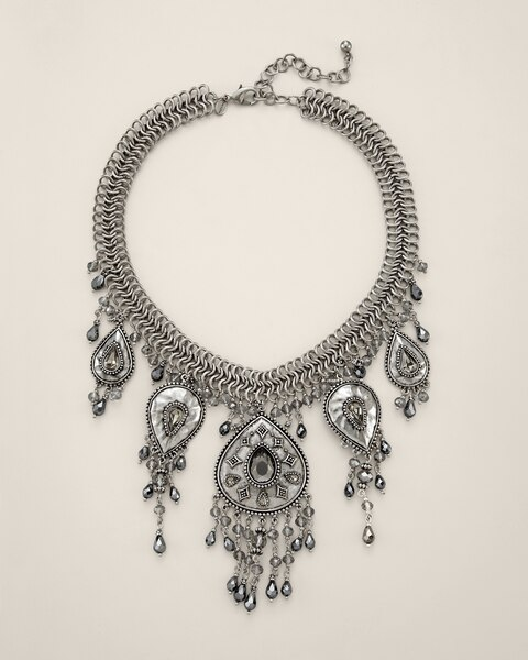 Melina Bib Necklace