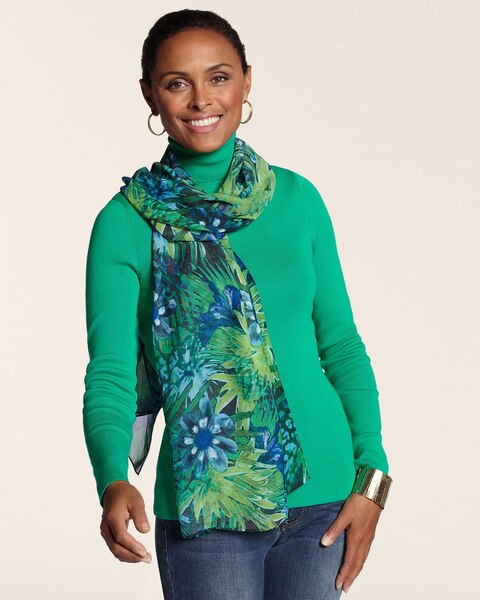 Costa Tropical Scarf