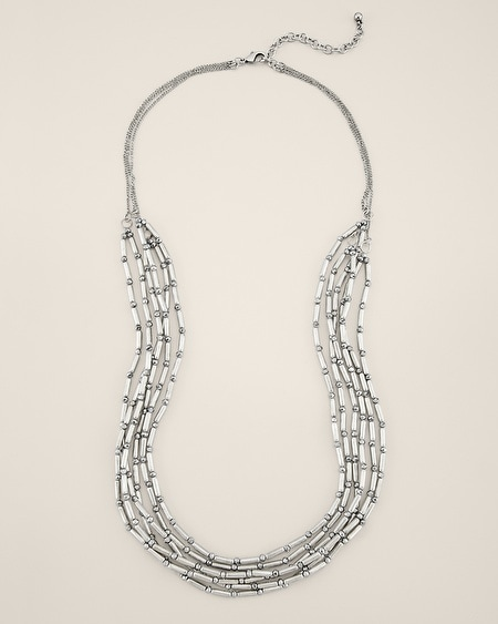 Sparkle Long Necklace