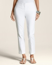So Slimming By Chico's Smooth Stretch Crop