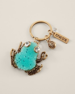 Frannie Frog Key Chain