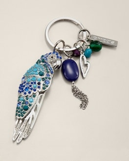 Chico Parrot Key Chain