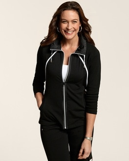 Zenergy Riley Ribbed Jacket
