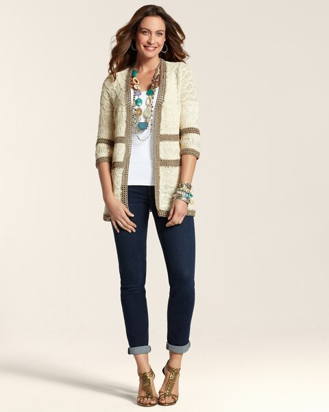 Goldie Glam Cardigan