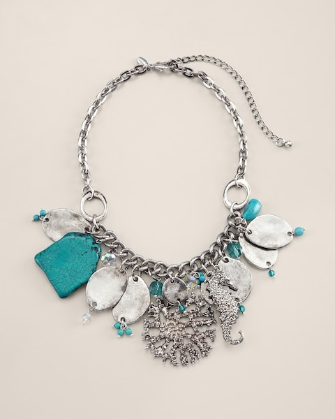 Irvette Bib Necklace
