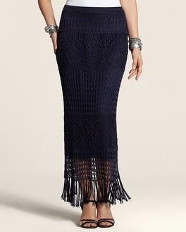 Crystal Crochet Skirt