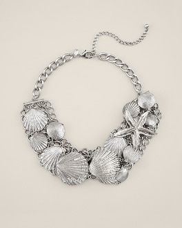 Doris Bib Necklace