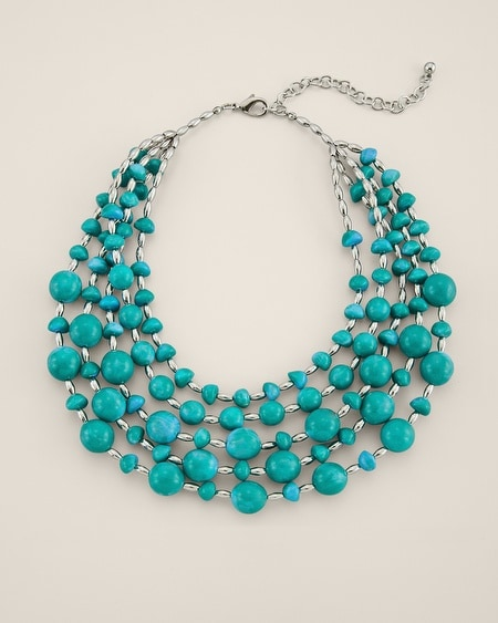 Dream Multi-Strand Necklace