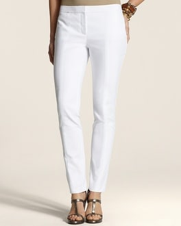 So Slimming By Chico's Smooth Stretch Ankle Pant