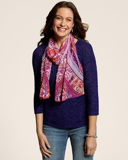 Costa Jewel Scarf