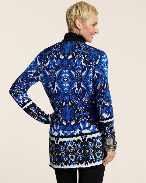 Artsy Abstract Dara Cardigan