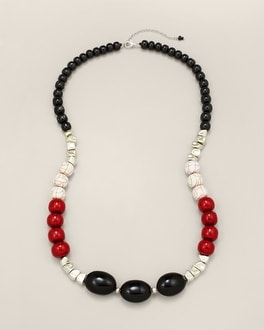 Cadiz Long Necklace