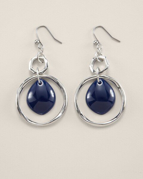 Azula Drop Pendant Earrings