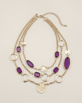 Pippa Multi-Strand Necklace