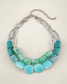 Perissa Multi-Strand Necklace