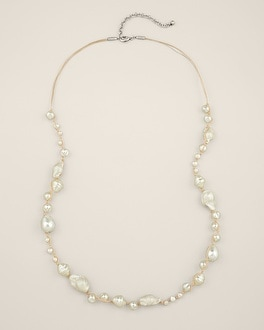 Pearlita Long Necklace