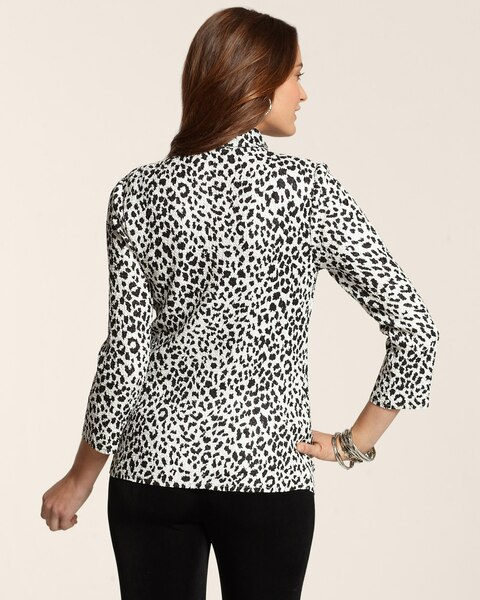 Snow Leopard Jacket