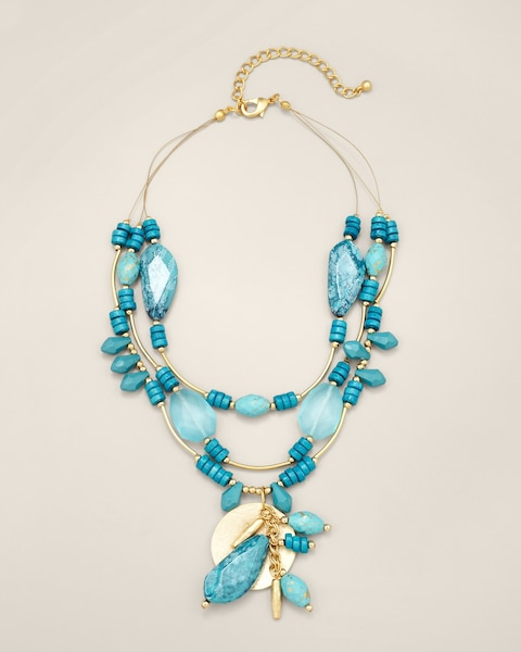 Ersa Multi-Strand Necklace