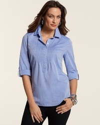 Chambray Shyra Shirt