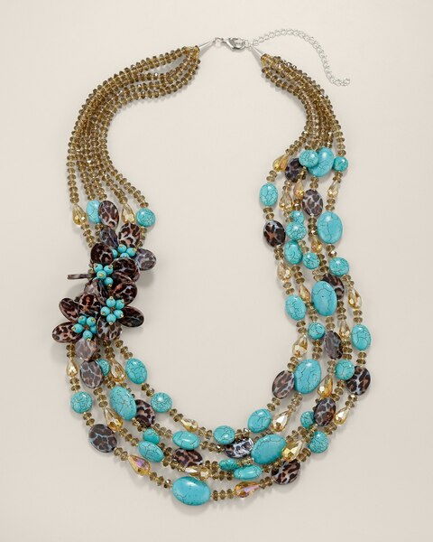 Bia Multi-Strand Necklace