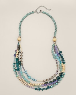 Adicia Multi-Strand Necklace