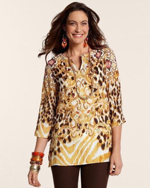 Trinket Animal Mari Kate Top