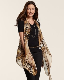 Dharma Fierce Animal Vest