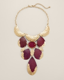 Berenty Bib Necklace