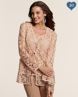 Novelty Lace Duster