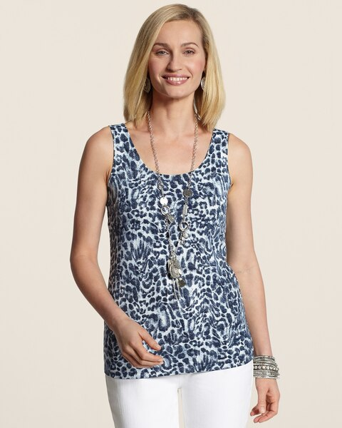 Denim Dream Contemporary Tank