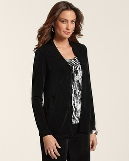Travelers Classic Tiered Jacket