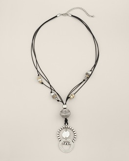 Marbela Pendant Necklace