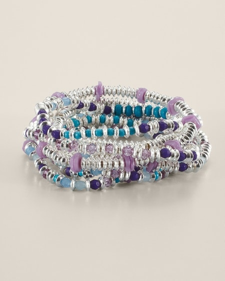 Chania Stretch Bracelets