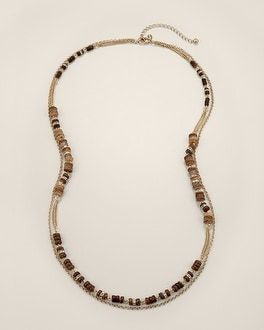 Samaria Long Necklace