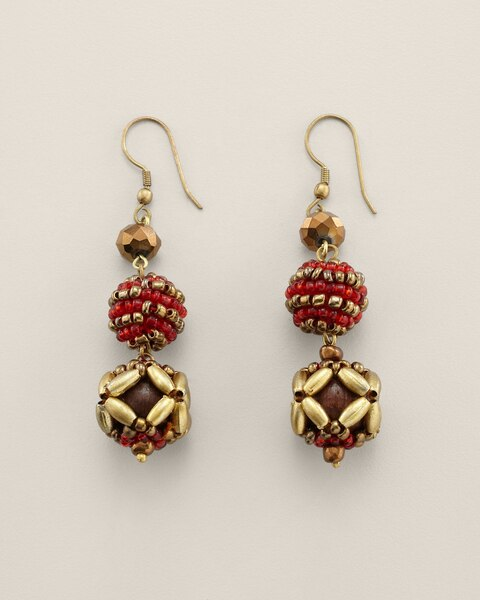 Alhena Drop Earrings
