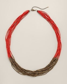 Nada Multi-Strand Necklace
