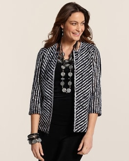 Travelers Collection Georgina Strip Jacket