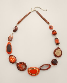 Imane Long Necklace